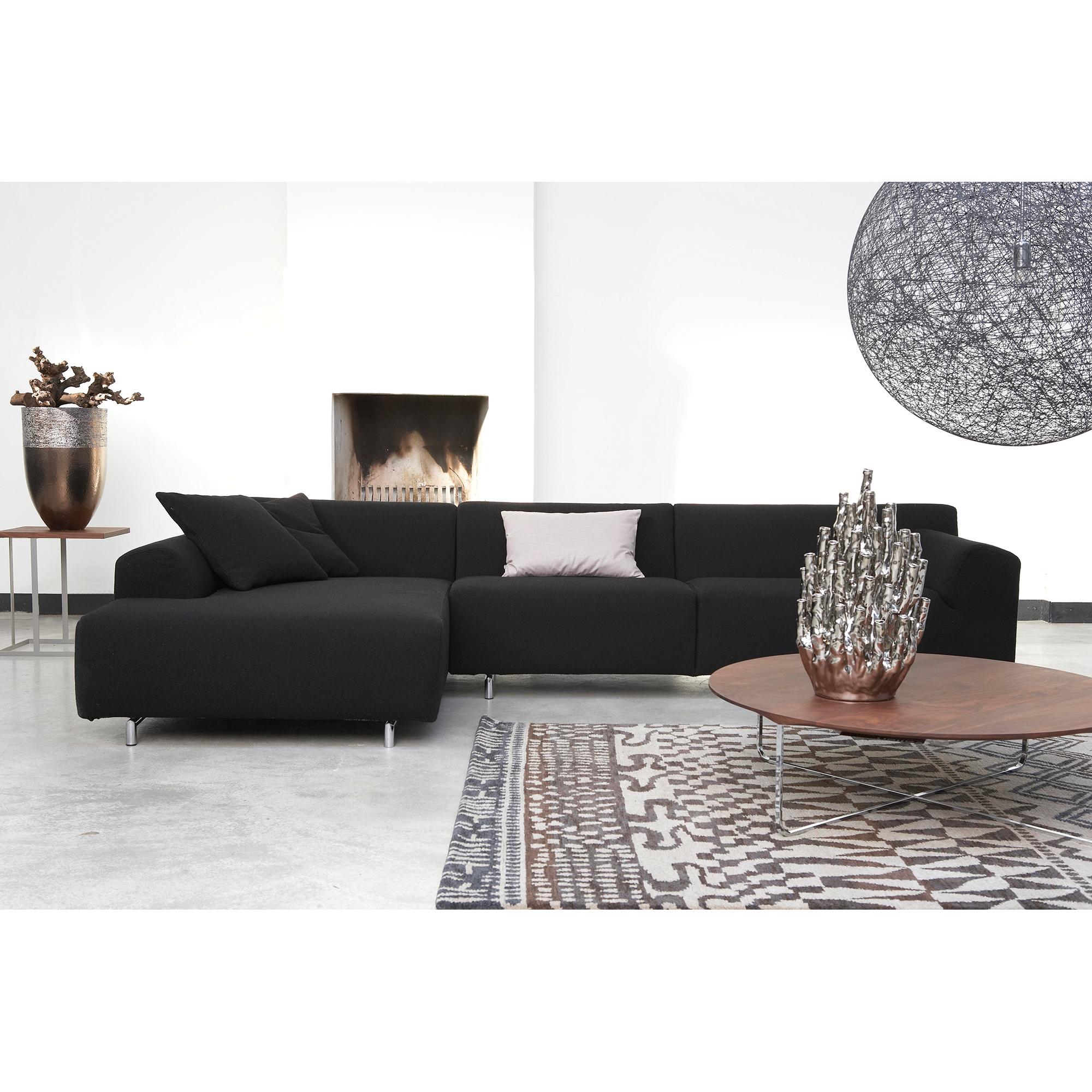 Danca design bank, design bank, ontwerp, model Felice, comfortabele bank met chaise longue