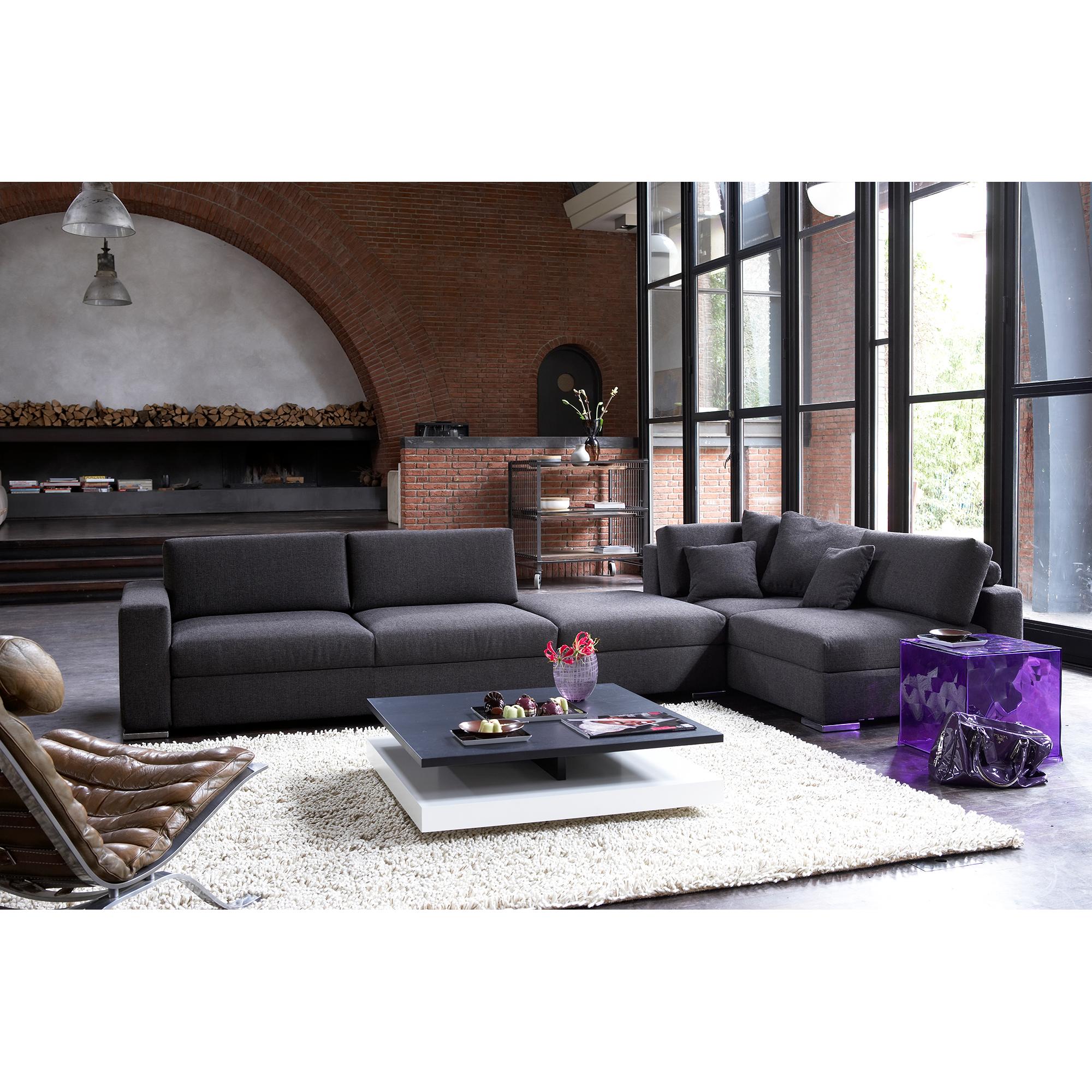 Dutch design, project, Danca design bank, design bank, ontwerp, model Modulex, comfortabele bank met chaise longue